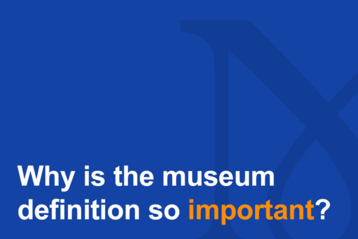 Creating The New Museum Definition Over 250 Proposals To