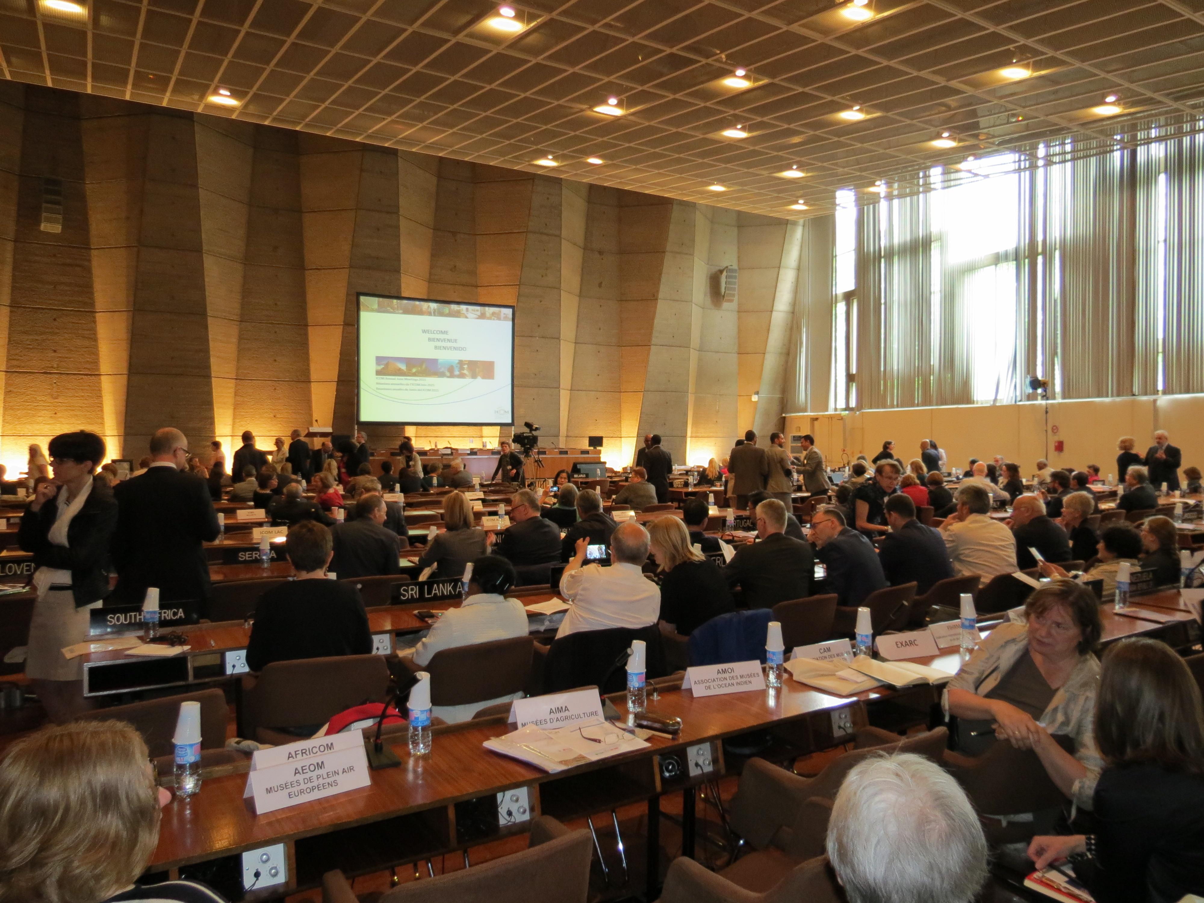 Los Comités del ICOM