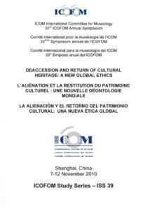 ICOFOM Study Series ISS 39