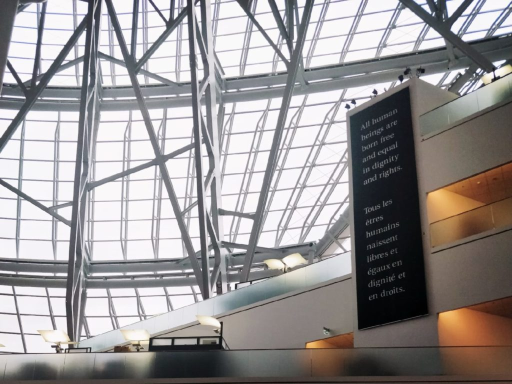 The Canadian Museum for Human Rights hosted the ICOM COLCOM and FIHRM Conference