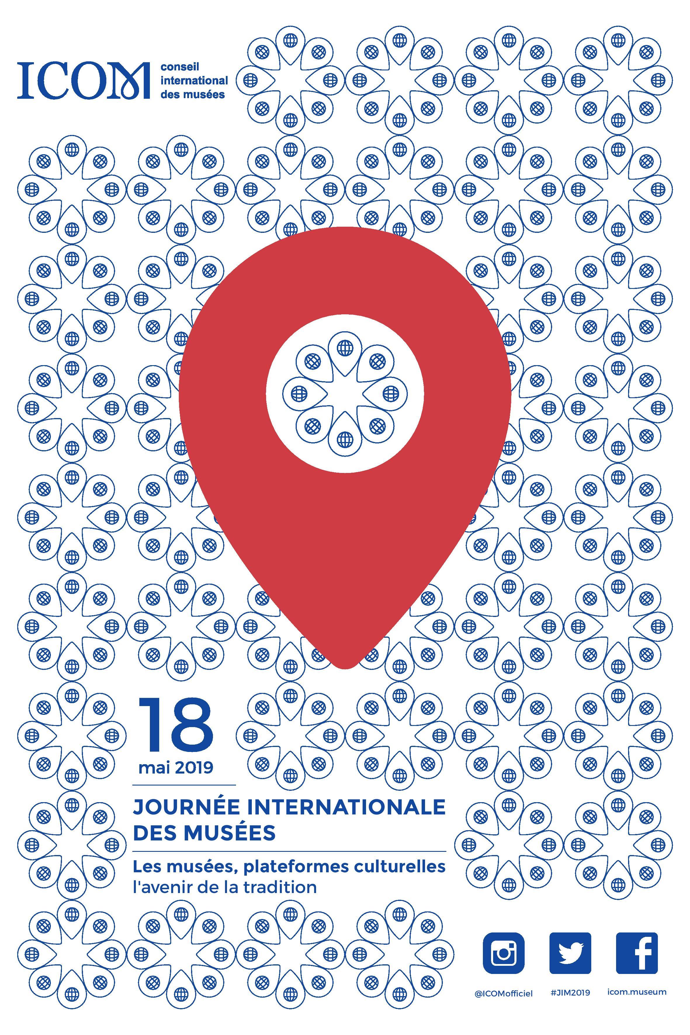 """Résultat de recherche d'images pour """"Journée internationale des musées thème 2019"""""""